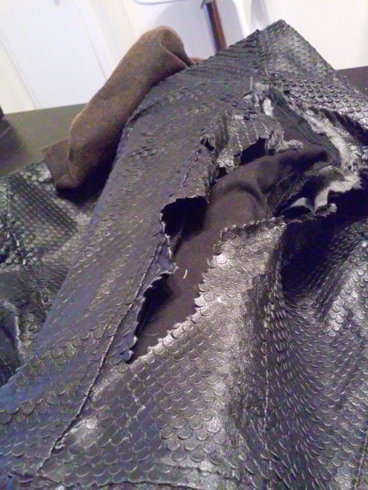 No-Sew DIY Leather Tear Repair