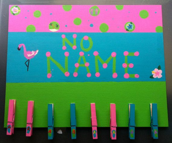 The No Name Board by ThePracticalTeacher on Etsy, $6.00
