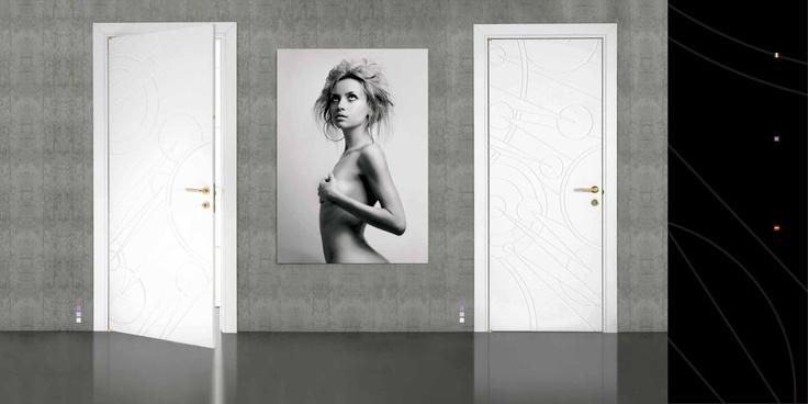 31 best costellazioni lacquered doors and boiseries - Bertolotto porte spa ...