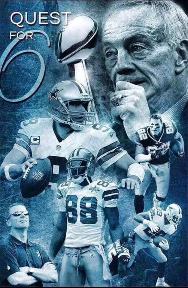 #DC4L Isn't it kind of odd the owner's photo is bigger than everyone else - including the franchise tag player and Coach?!?