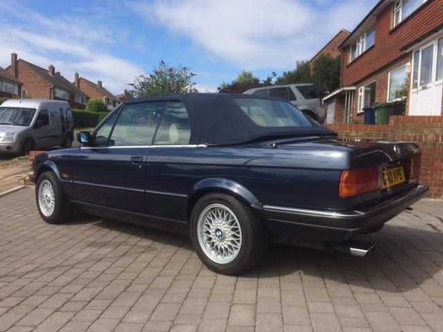 Used 1990 BMW E30 3 Series [82-94] 325I CONVT for sale in Bucks from Private seller.