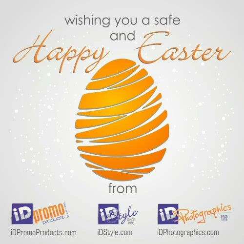 HAPPY EASTER! We'd just like to wish you all a very safe and happy Easter.  Whether you're visiting friends and family, hitting the road to get away for the long weekend, or just relaxing at home ... please take care.