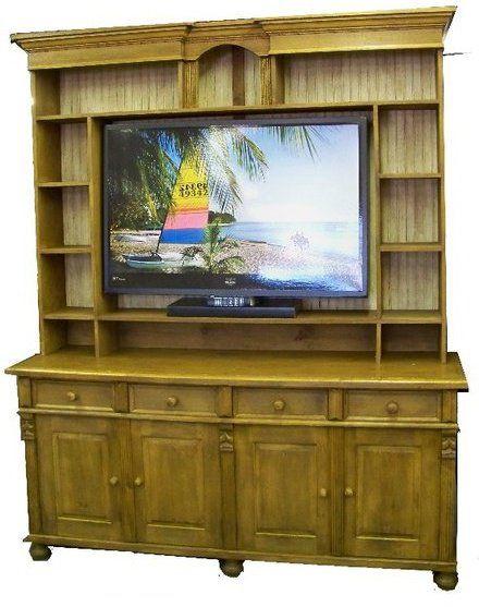 Custom TV Hutches