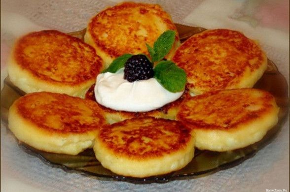 Воздушные сырники рецепт – завтраки. «Афиша-Еда»