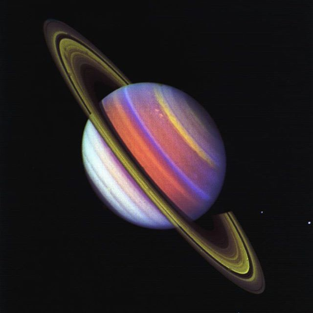 saturn planet real color - photo #8