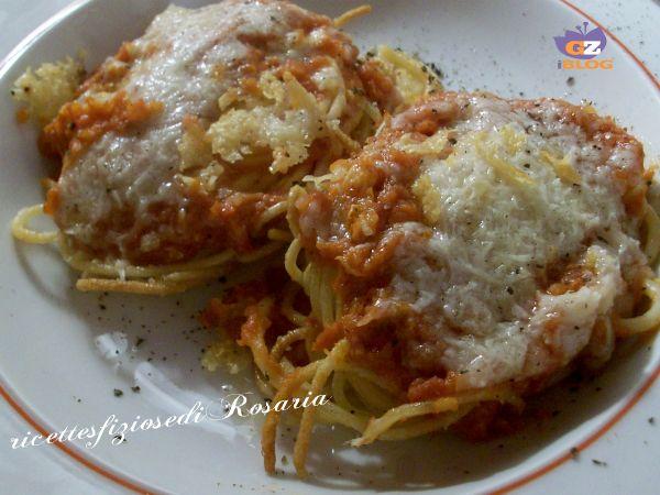 spaghetti fritti all'amatriciana, Un primo semplice dal successo assicurato!