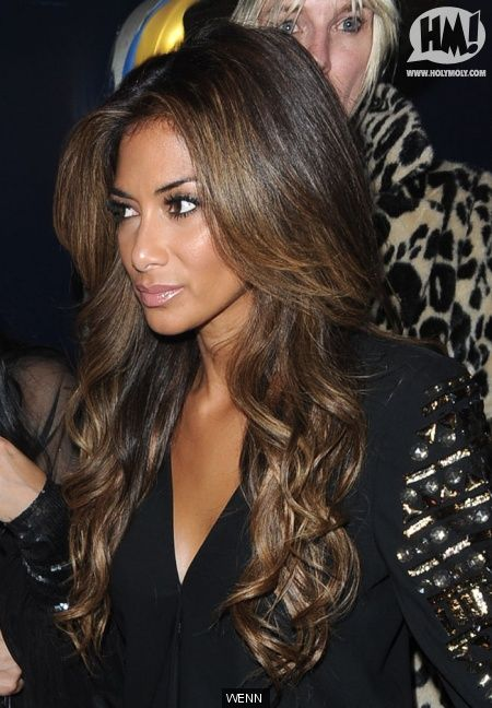 nicole scherzinger hair - Google Search