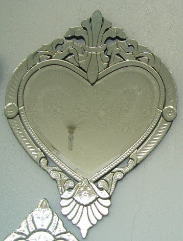 Nothing as classic as a fine Venetian mirror