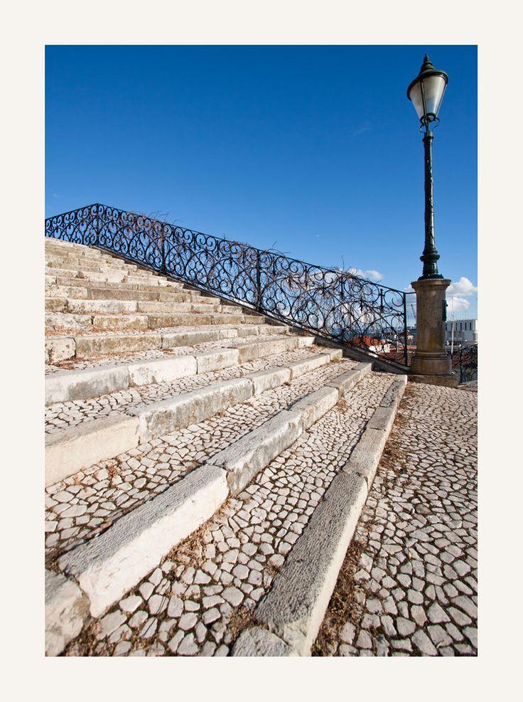die Teppen in Lissabon