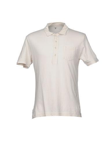 CROSSLEY Men's Polo shirt Beige XL INT
