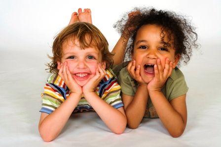 Emotii pozitive si copii inteligenti
