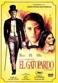 El gatopardo (1963) Italia. Dir.: Luchino Visconti. Drama. Histórico. Século XIX - DVD CINE 1893