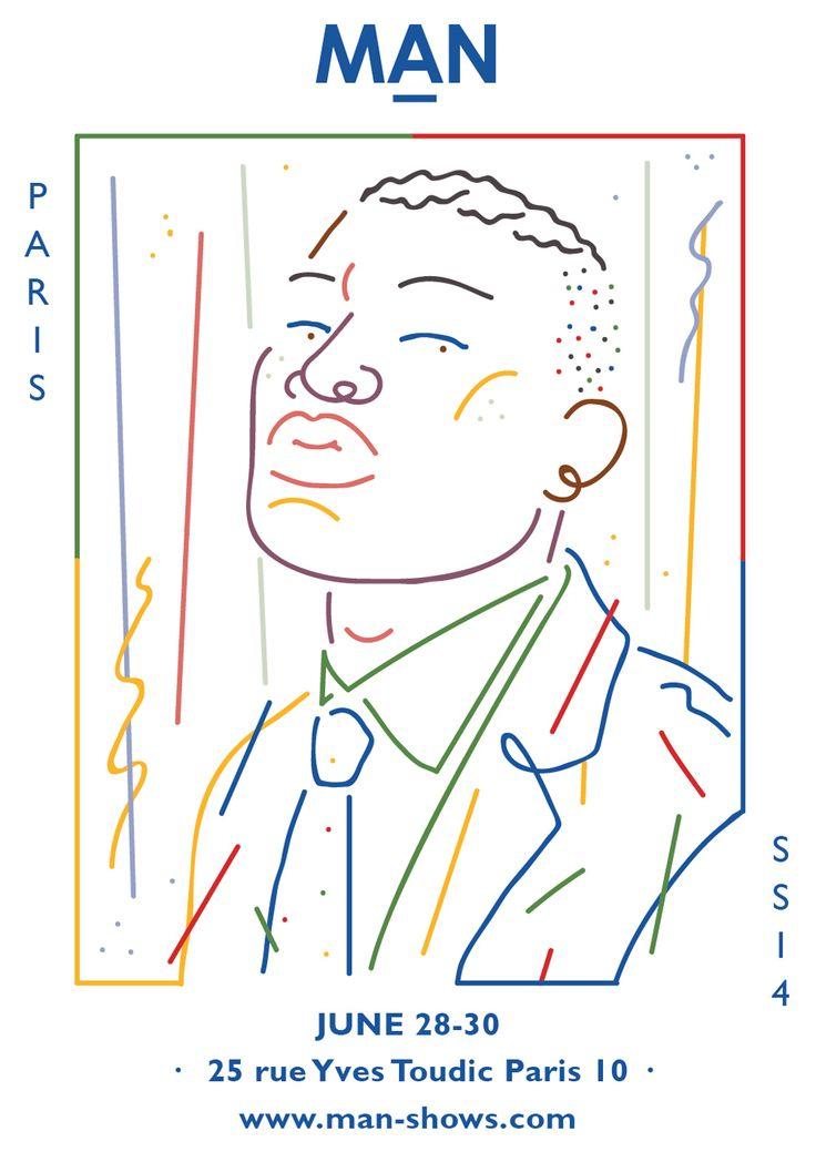 MAN SS14 - PARIS