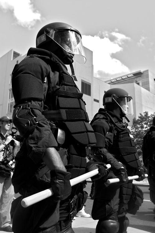 Riot Cops
