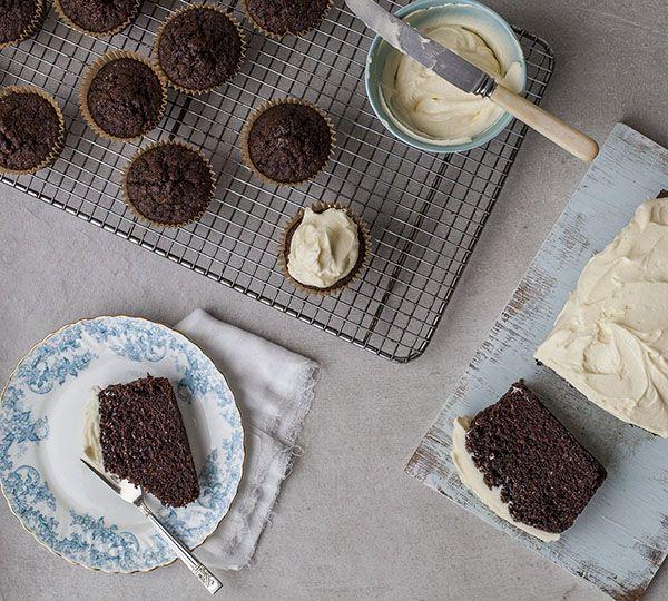 Black Velvet Cake Recipe Annabel Langbein