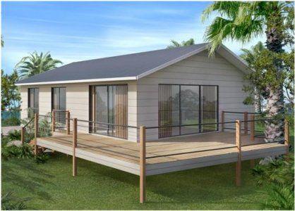 2 bedroom Small & Tiny House Plan