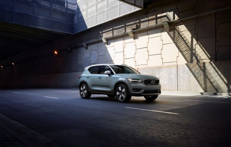 Say Hello To The New XC40, Volvo's Smallest SUV [74 Images]
