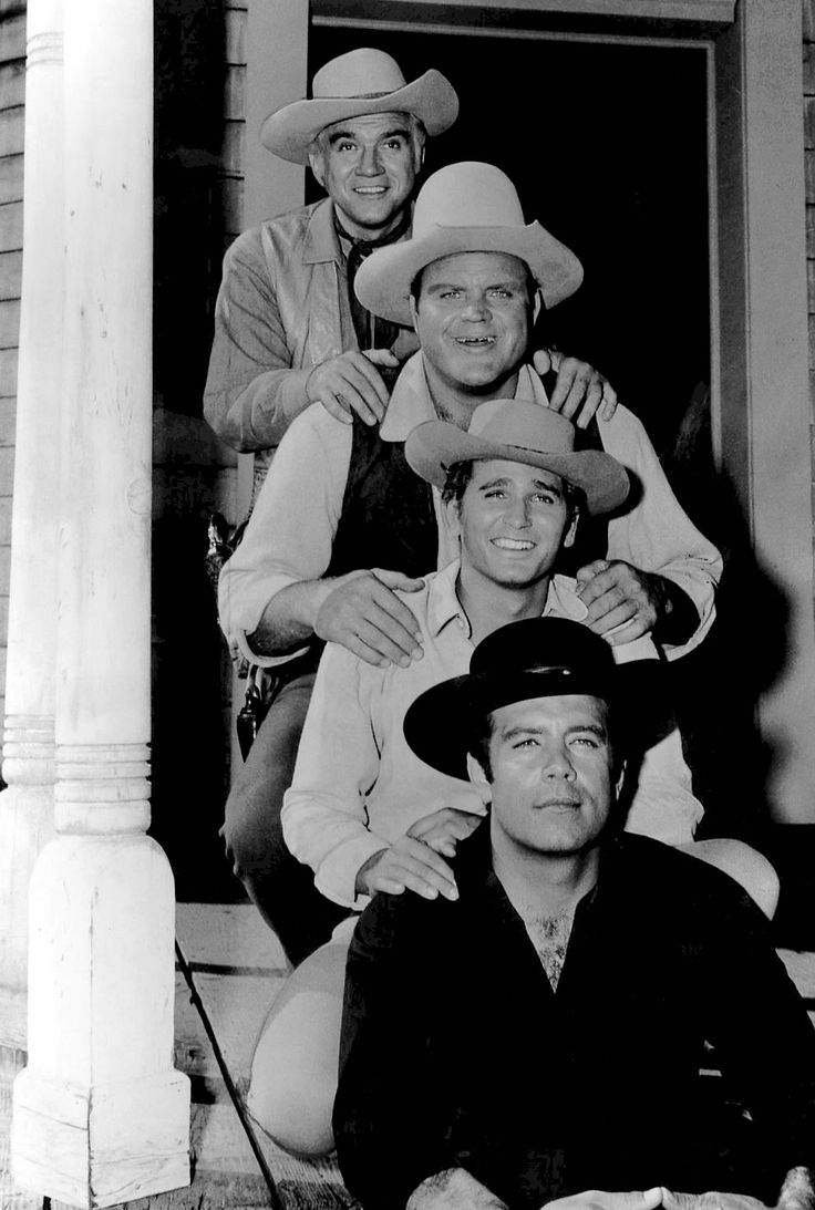 """Bonanza"" a 1960s Western TV Show...Did you Know Ben Cartwright had Grandchildren?"