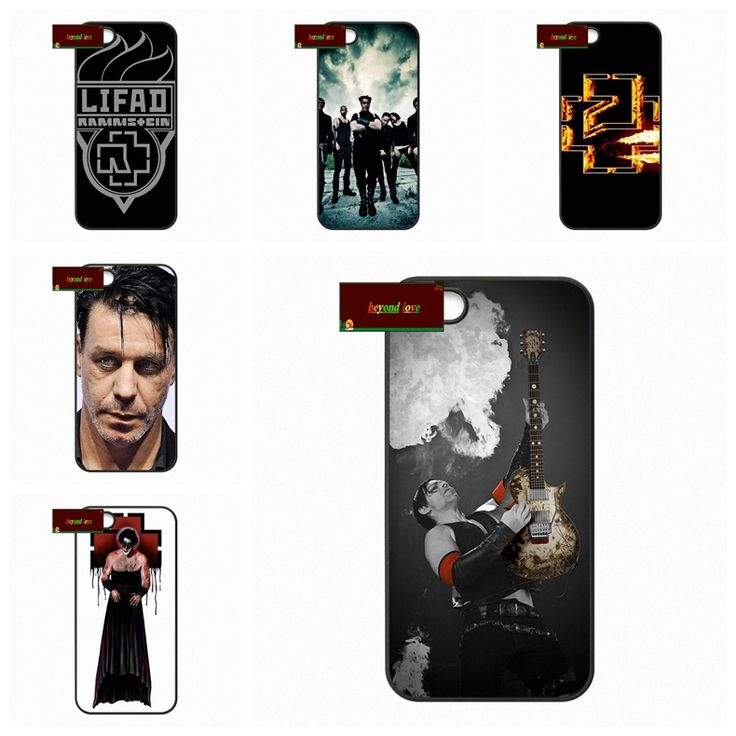 Rammstein live volkerball Logo Cover case for iphone 4 4s 5 5s 5c 6 6s plus samsung galaxy S3 S4 mini S5 S6 Note 2 3 4  DE0445