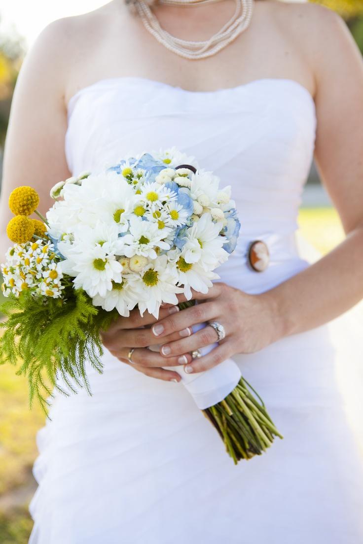Citadel Beach House Karson Photography White BouquetsBridal