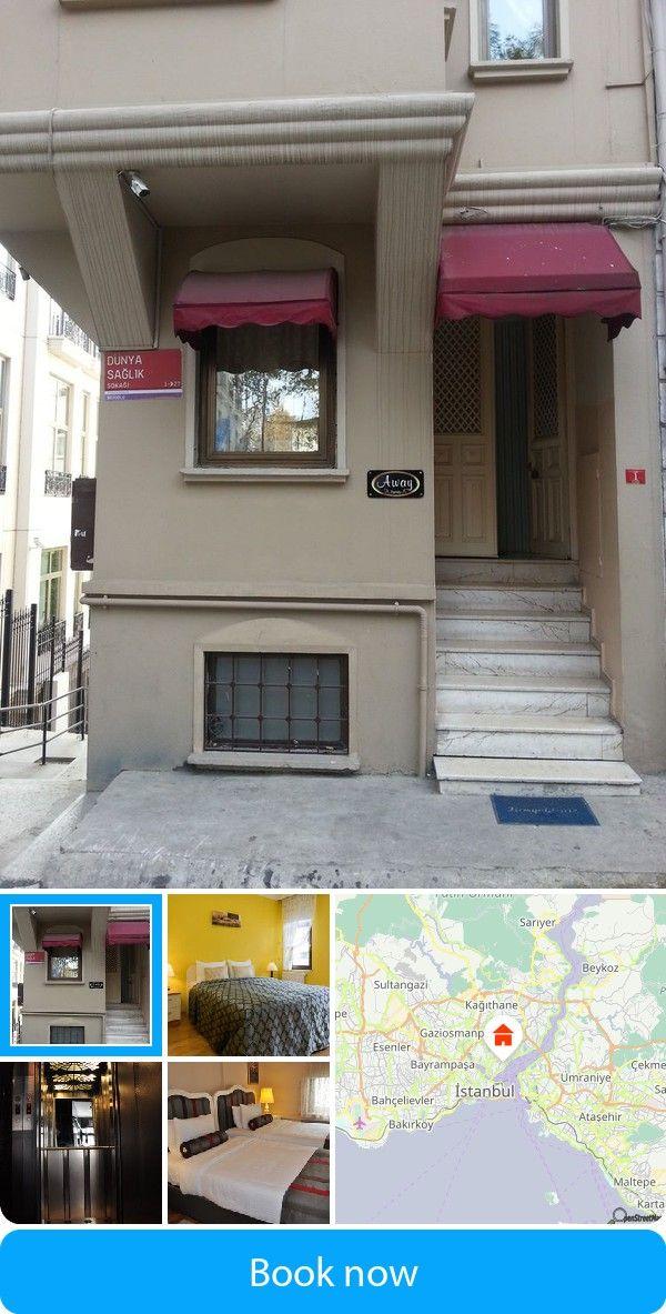 Away Suite (Stambuł, Turcja) – Dokonaj rezerwacji w tym hotelu w najniższej cenie poprze sefibo.