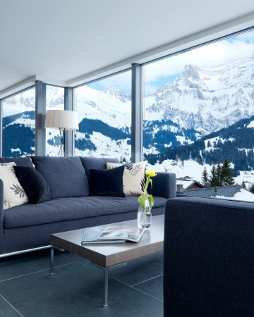 10 stylish ski hotels that are perfect for chilly-weather honeymoons