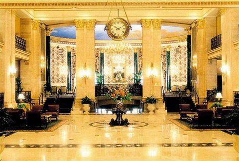 The only place we stay!   Roosevelt Hotel in NYC!!!