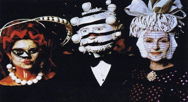 Bizarre Photos Taken From The Rothschilds' Surrealist Party In 1972