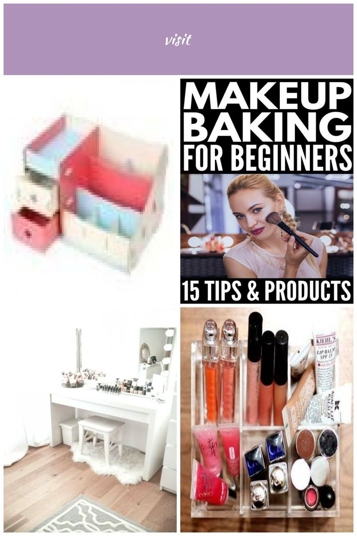 DIY Makeup Storage Box Decor 16 Ideas for 2019 #box Storage #decorative  – kritzeleien