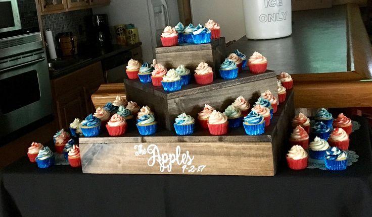 Miller Lite cupcakes