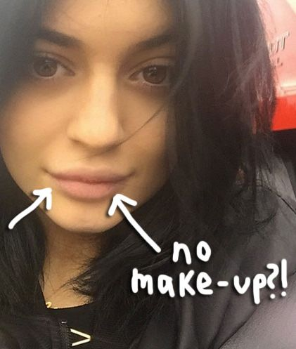 11 best images about Kylie Jenner before and after on ...