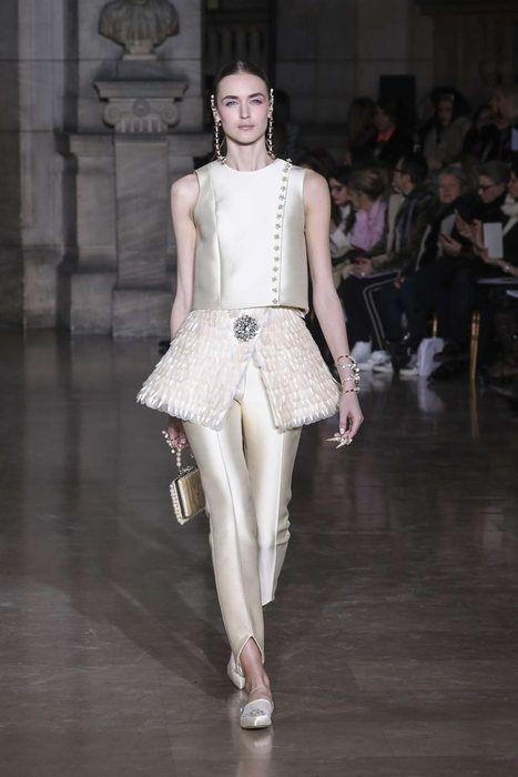 Georges Hobeika , Primavera/ Verão 2017, Paris, Haute Couture
