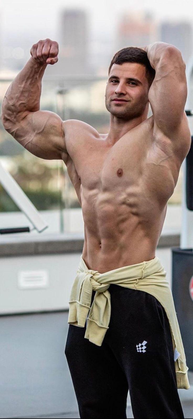 Pin on Handsome Shirtless Gay Men