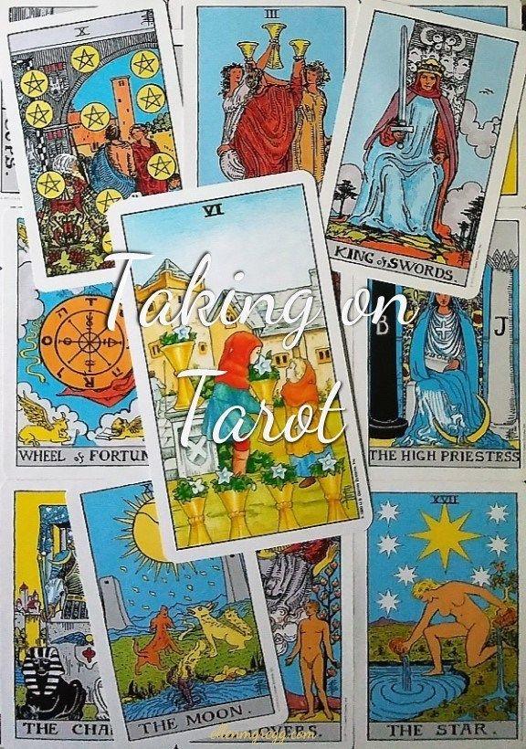 Holistic Tarot Study Guides – benebell wen