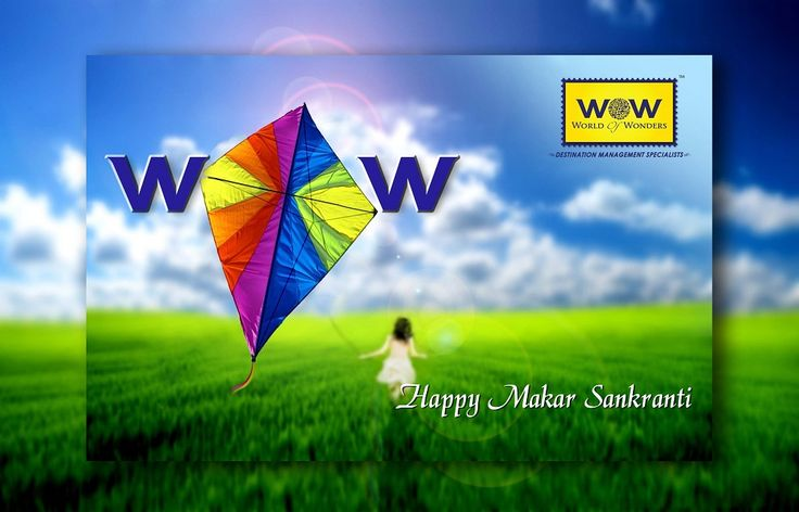 WOW Holidays - the best DMC in India wishes everyone a very Happy Makar Sankranti !!  For Best Holiday Deals: Call +91-22-61090909 or visit www.wowholidays.in  #wowmakarsankranti #makarsankranti #wow #wowgreetings #wowholidays #worldofwonders #worldofwonderstravel #europedmc #usadmc #bestdmcinindia