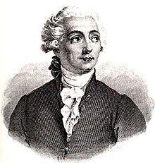 26/08/1743 : Antoine Lavoisier, chimiste français († 8 mai 1794).