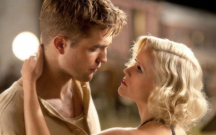 Reese Witherspoon e Robert Pattinson (Água Para Elefantes, 2011)