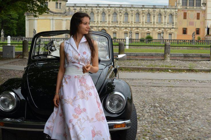 abito estivo floreale di LadyRosette su Etsy