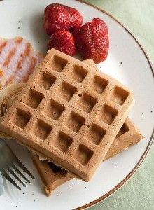 Red Fife Waffles
