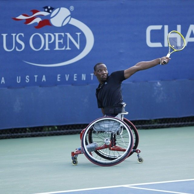Wheelchair Tennis - These athletes are amazing and inspiring! #wheelchairtennis www.selfcatheters.com