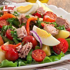 Ensalada Verde de atún Tuny :http://tuny.mx/recetas-tuny/ensalada-verde-atun-tuny/