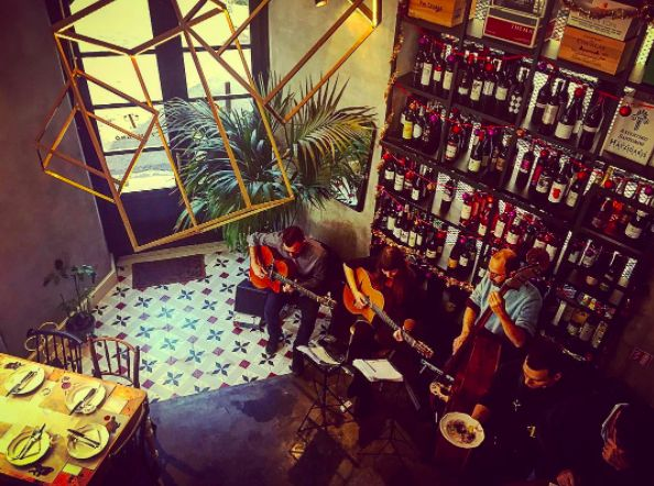 A hopping jazz-accompanied brunch at Zampo is a perfect way to relax during the Christmas holidays (Picture by alicealata/Instagram)