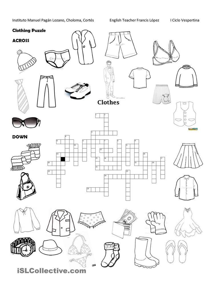 221 Best Crossword Images On Pinterest