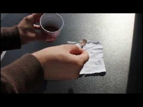 Chocolademelk vlekken verwijderen uit kleding - Tips & Tricks