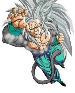 SSJ 5 Goku