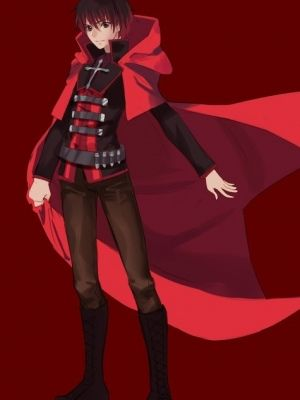 RWBY Ruby Rose male genderbend http://www.trustedeal.com/RWBY-Red-Trailer-Cosplay-Costume_p159480.html