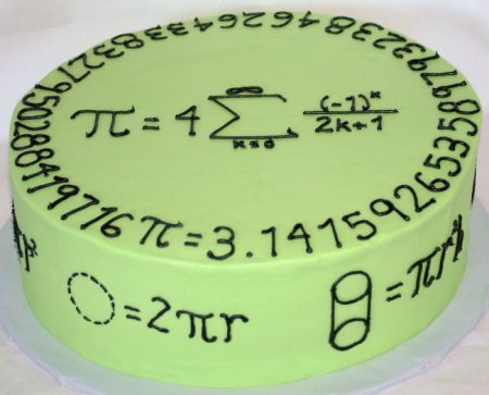 Xanadu Cake Design : 29 best images about Pi Day Party Ideas on Pinterest