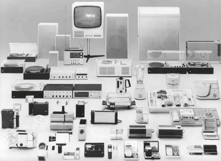 Dieter Rams, one of the most influential industrial designers of the 20th century. His designs will bring back many memories . All details in #despiertaymira