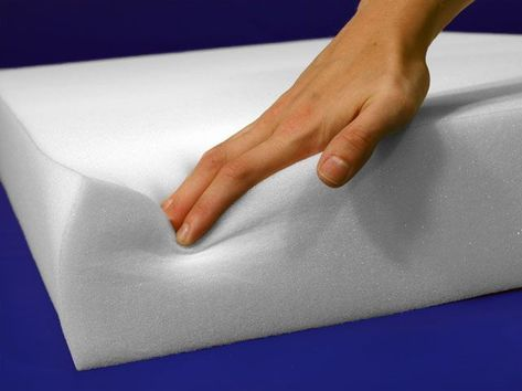 Good place to get foam #mattress at decent prices for your DIY. Check out the deal on HD36-R Foam - Standard Mattress at Foam Factory