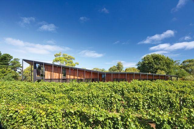 Shoreham House, Mornington Peninsula, Victoria, Australia by Jackson Clements Burrows.